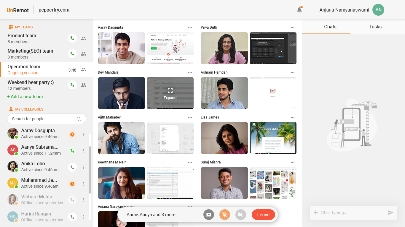 free video conferencing tool