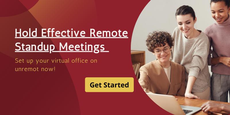 Effective standup meetings